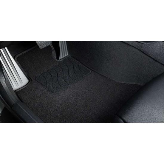 Текстильные коврики-комфорт (весь салон)